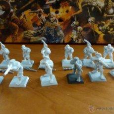 Juegos Antiguos: UNIDAD DE ARCABUCEROS IMPERIALES - EL IMPERIO - WARHAMMER - 12 UNIDADES - MORDHEIM. Lote 46298257