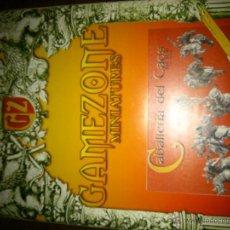 Juegos Antiguos: CABALLERÍA DEL CAOS GAMEZONE. Lote 46760213