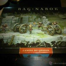 Juegos Antiguos: RAGNAROK LES CANONS DU GRIFFON ,CONFRONTATION. Lote 46760266