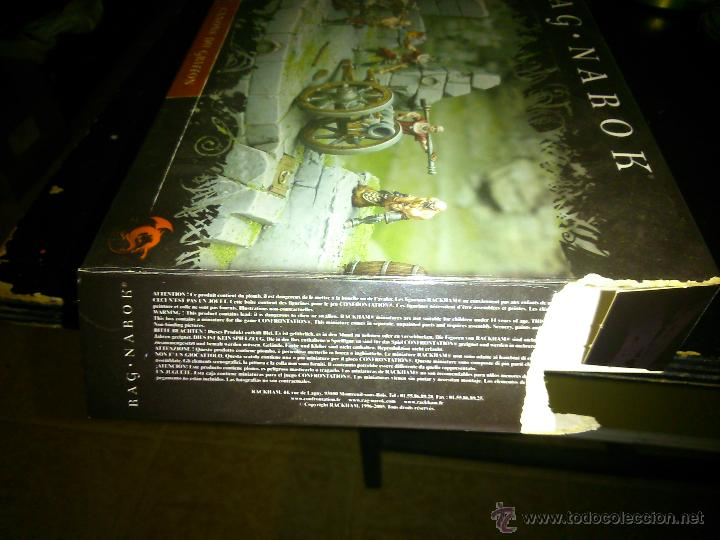 Juegos Antiguos: ragnarok les canons du griffon ,confrontation - Foto 3 - 46760266