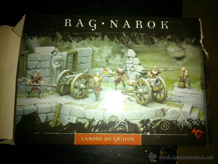 Juegos Antiguos: ragnarok les canons du griffon ,confrontation - Foto 4 - 46760266