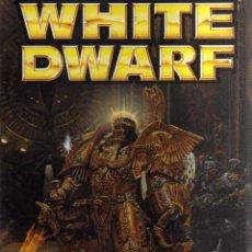Juegos Antiguos: WHITE DWARF Nº 114 OCTUBRE - GAMES WORKSHOP - CJ155. Lote 46795705