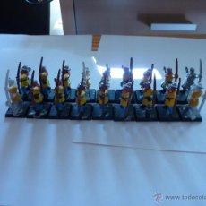 Juegos Antiguos: ARQUEROS BRETONIANOS - WARHAMMER . Lote 46927392