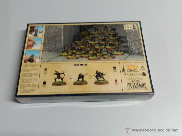 Juegos Antiguos: El Señor de los anillos - ESDLA - Orcos de Moria - Games Workhop - Precintada - Foto 2 - 180517997