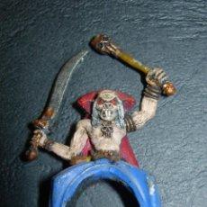 Juegos Antiguos: WARHAMMER FIGURA METAL. Lote 47293295