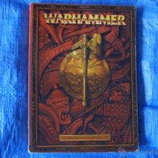 Juegos Antiguos: WARHAMMER - EL JUEGO DE LAS BATALLAS FANTASTICAS. Lote 49667957