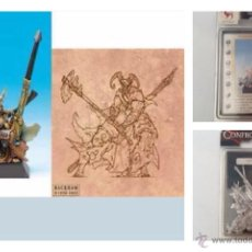 Juegos Antiguos: WARHAMMER CONFRONTATION CAZADORES KELTAS. Lote 46359618