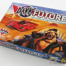 Juegos Antiguos: IMPOSIBLE JUEGO DARK FUTURE HIGHWAY WARRIORS TIPO ROL GAMES WORKSHOP DE WARHAMMER TIPO MAD MAX. Lote 49944306