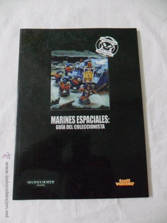 GAMES WORKSHOP,GUIA DEL COLECCIONISTA WARHAMMER 4000 (Juguetes - Rol y Estrategia - Warhammer)