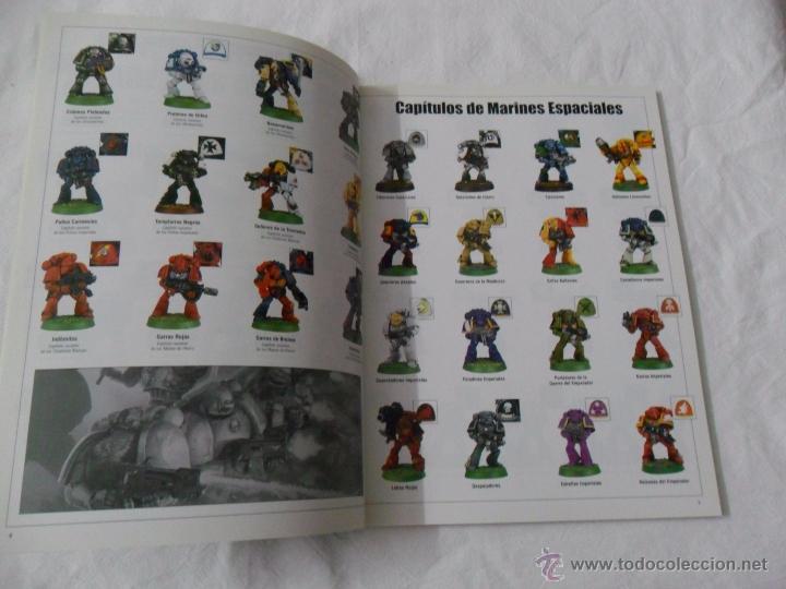 Juegos Antiguos: GAMES WORKSHOP,GUIA DEL COLECCIONISTA WARHAMMER 4000 - Foto 2 - 51092559