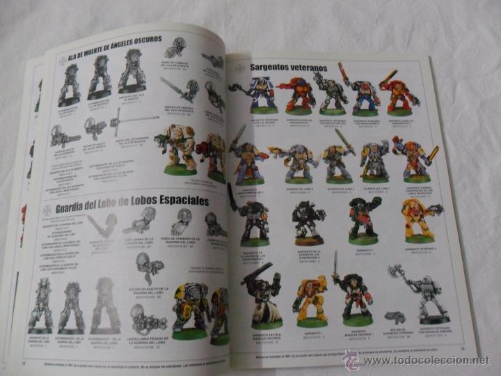 Juegos Antiguos: GAMES WORKSHOP,GUIA DEL COLECCIONISTA WARHAMMER 4000 - Foto 3 - 51092559
