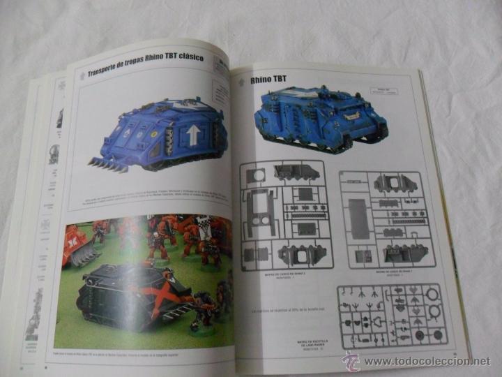 Juegos Antiguos: GAMES WORKSHOP,GUIA DEL COLECCIONISTA WARHAMMER 4000 - Foto 4 - 51092559