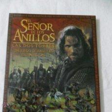 Juegos Antiguos: GAMES WORKSHOP, EL SEÑOR DE LOS ANILLOS LAS DOS TORRES. Lote 51093427