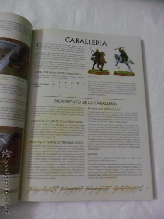 Juegos Antiguos: GAMES WORKSHOP, EL SEÑOR DE LOS ANILLOS LAS DOS TORRES - Foto 2 - 51093427
