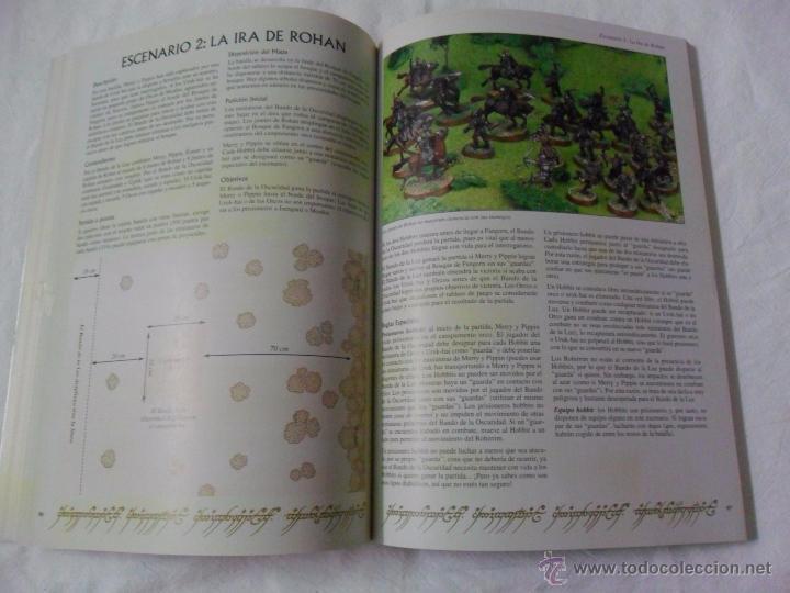 Juegos Antiguos: GAMES WORKSHOP, EL SEÑOR DE LOS ANILLOS LAS DOS TORRES - Foto 4 - 51093427