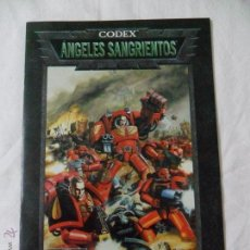 Juegos Antiguos: GAMES WORKSHOP, CODEX ANGELES SANGRIENTOS. Lote 51105666