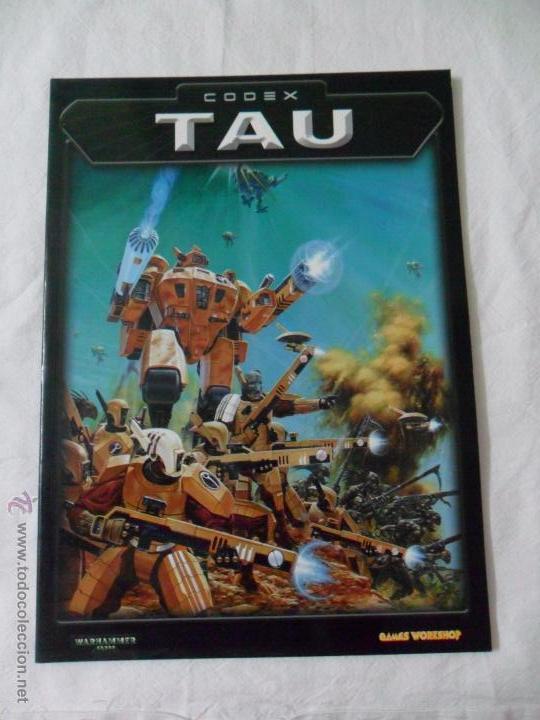 GAMES WORKSHOP, CODEX TAU (Juguetes - Rol y Estrategia - Warhammer)