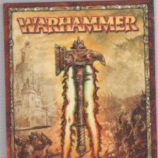 Juegos Antiguos: WARHAMMER EL JUEGO DE BATALLAS FANTASTICAS BOX26. Lote 51364824