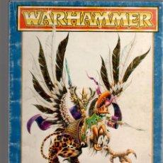 Juegos Antiguos: WARHAMMER EL BESTIARIO DE BATALLA BOX34. Lote 51450311