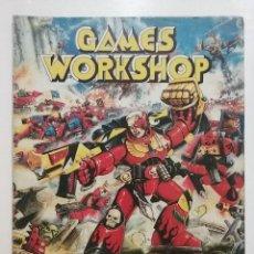 Juegos Antiguos: EL UNIVERSO DE LOS JUEGOS GAMES WORKSHOP - WARHAMMER - REVISTA GUIA INTRODUCCION. Lote 51727217