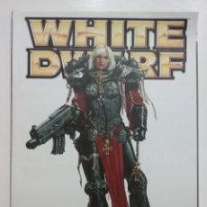 Juegos Antiguos: REVISTA WHITE DWARF NÚMERO 109 - ESPAÑOL - GAMES WORKSHOP. Lote 51728503