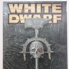 Juegos Antiguos: REVISTA WHITE DWARF NÚMERO 113 - ESPAÑOL - GAMES WORKSHOP. Lote 51728619