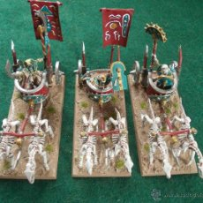 Juegos Antiguos: TRES CARROS. Lote 52032468