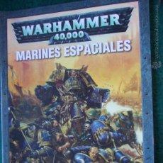 Juegos Antiguos: MARINES ESPACIALES CODEX. Lote 52285312