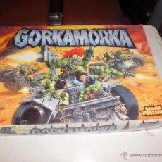 Juegos Antiguos: GORKAMORKA WARHAMMER 1995 LEER DESCRIPCION VER FOTOS. Lote 52304594