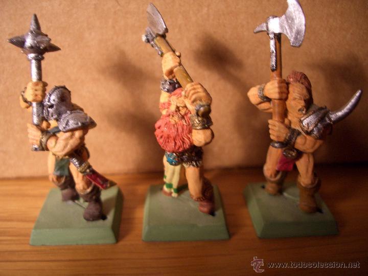 Warhammer Barbaros del caos - Años 90 segunda mano