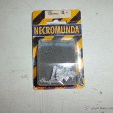 Juegos Antiguos: NECROMUNDA LIDER REDENCIONISTA NUEVA EN BLISTER DIFICIL DE ENCONTRAR. Lote 52763428