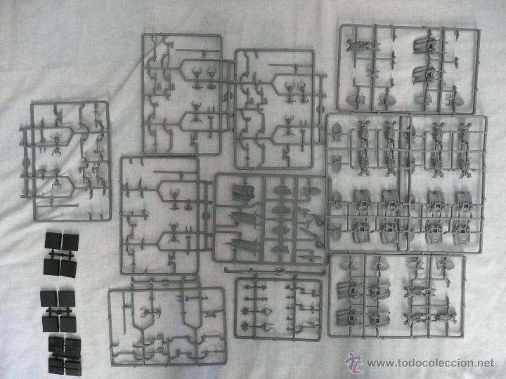 Juegos Antiguos: CABALLEROS DEL CAOS Y GUERREROS DEL CAOS WARHAMMER FANTASY - Foto 8 - 53068575