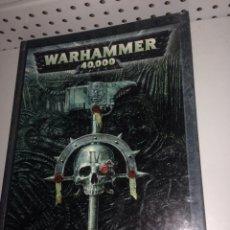 Juegos Antiguos: LIBRO DE WARHAMMER 40000. Lote 54843291