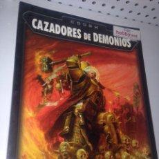 Juegos Antiguos: WARHAMMER CODEX 40000. Lote 55814124