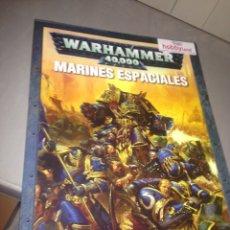 Juegos Antiguos: CODEX WARHAMMER 40000. Lote 55814364