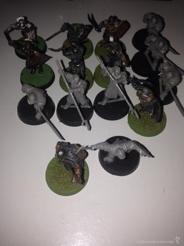 Juegos Antiguos: Gran regimiento señor de los anillos warhammer - Foto 2 - 55999408