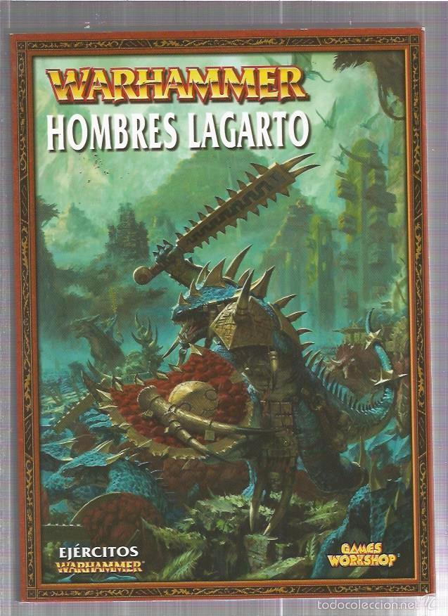 WARHAMMER HOMBRES LAGARTO (Juguetes - Rol y Estrategia - Warhammer)