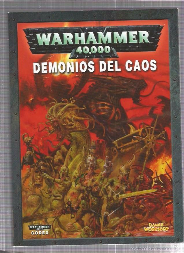 DEMONIOS DEL CAOS (Juguetes - Rol y Estrategia - Warhammer)