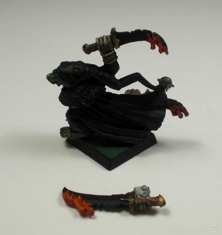 Juegos Antiguos: Games Workshop, Citadel, Warhammer. Snikch, asesino Skaven. Clasico. - Foto 4 - 88751660