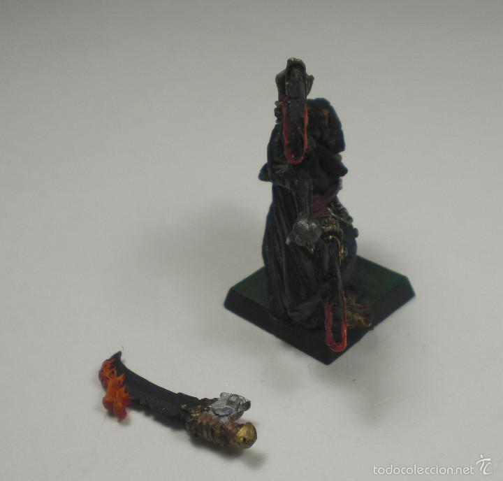 Juegos Antiguos: Games Workshop, Citadel, Warhammer. Snikch, asesino Skaven. Clasico. - Foto 5 - 88751660