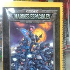 Juegos Antiguos: CODEX MARINES ESPACIALES. WARHAMMER 40000. GAMES WORKSHOP.. Lote 56528811
