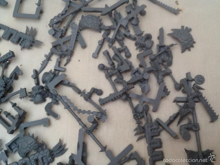 Juegos Antiguos: Warhammer bits hombres lagarto - Foto 4 - 56660081