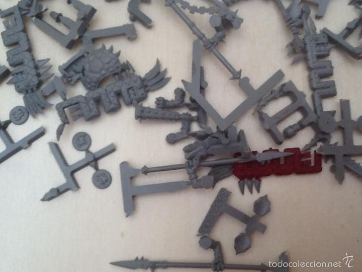 Juegos Antiguos: Warhammer bits hombres lagarto - Foto 7 - 56660081