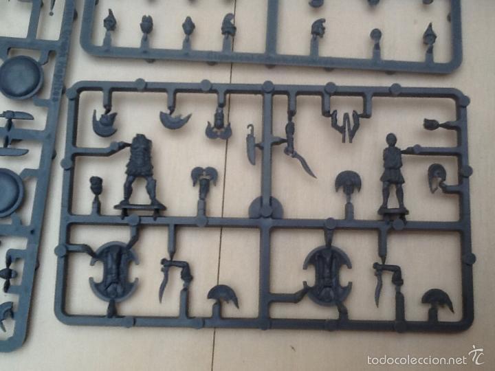 Juegos Antiguos: Immortal miniatures hoplites ancient greek - Foto 5 - 56659934