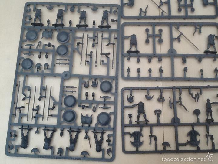 Juegos Antiguos: Immortal miniatures hoplites ancient greek - Foto 6 - 56659934