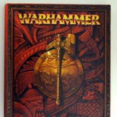 Juegos Antiguos: WARHAMMER. EL JUEGO DE BATALLAS FANTÁSTICAS. GAMES WORKSHOP, 2002.. Lote 56700167