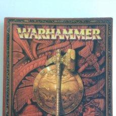 Juegos Antiguos: LIBRO WARHAMMER/EL JUEGO DE BATALLAS FANTASTICAS.. Lote 57436830