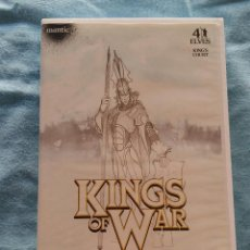 Juegos Antiguos: KINGS OF WAR ALTOS ELFOS MANTIC GAMES. Lote 57562831