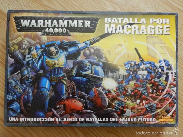 Warhammer 40000 Batalla Por Macragge 40 000 40 Comprar Juegos