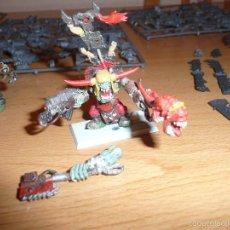 Juegos Antiguos: ORCO, WAR BOSS , HEROE ,LIDER. Lote 59665659